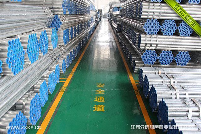 增強不銹鋼管